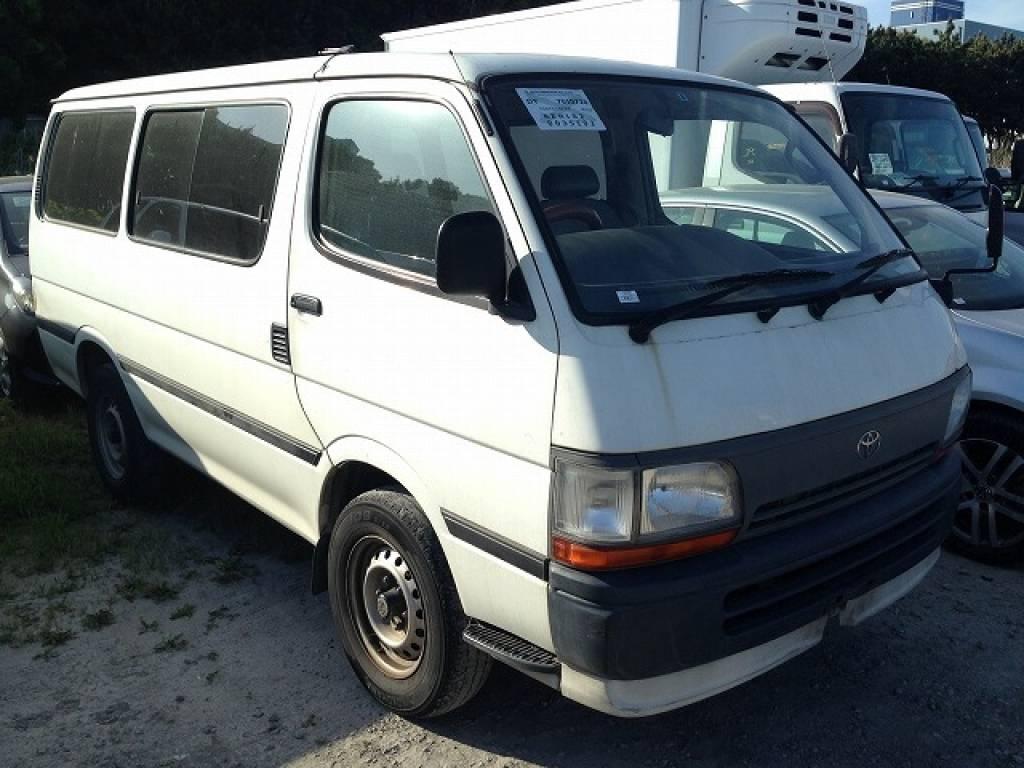 Used 1997 AT Toyota Hiace Van RZH102V Image[2]