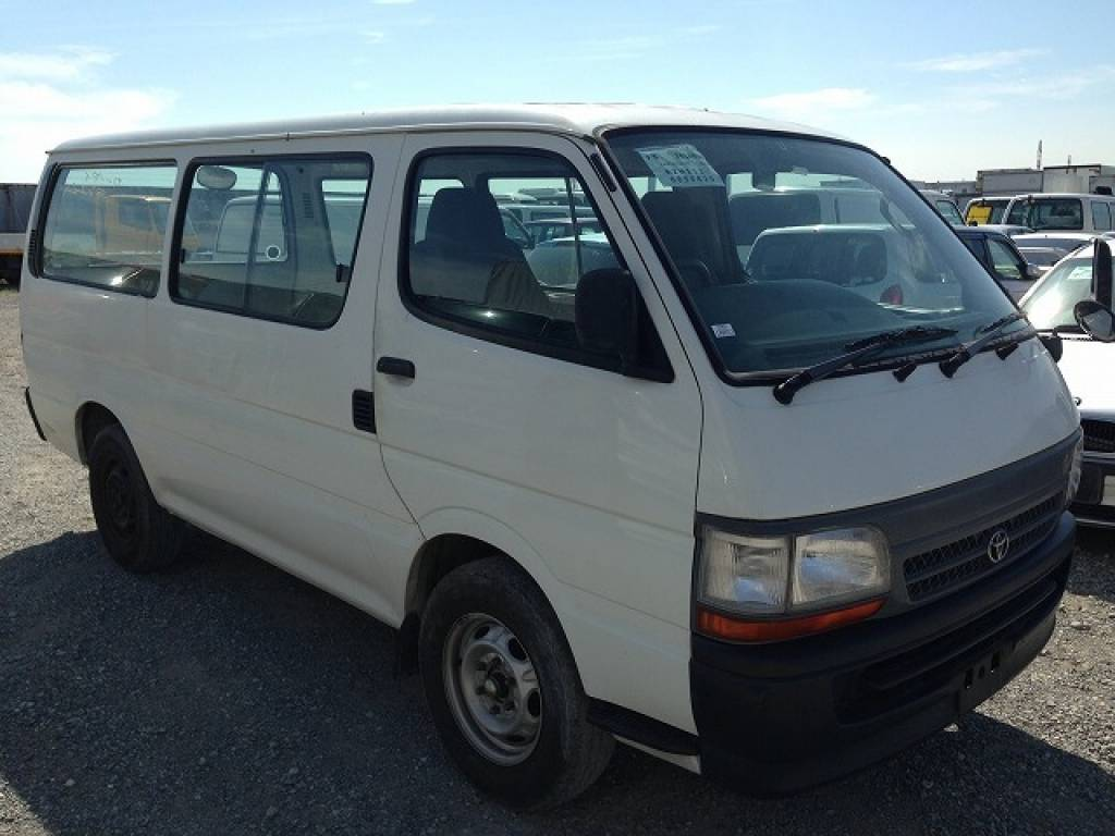 Used 2000 AT Toyota Hiace Van RZH112V
