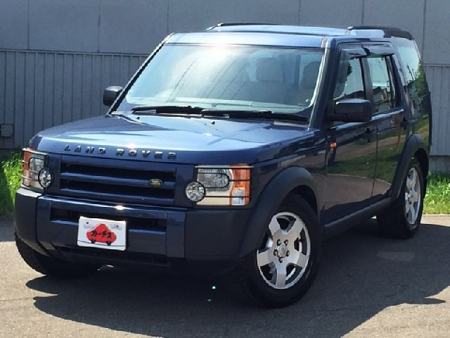 2005 At Land Rover Discovery 3 Aba La40a For Sale Carpaydiem