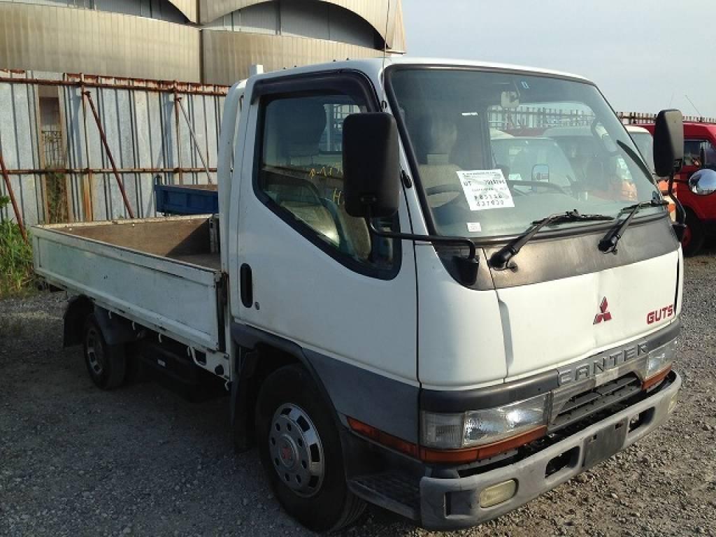 Used 1998 MT Mitsubishi Canter FB511B