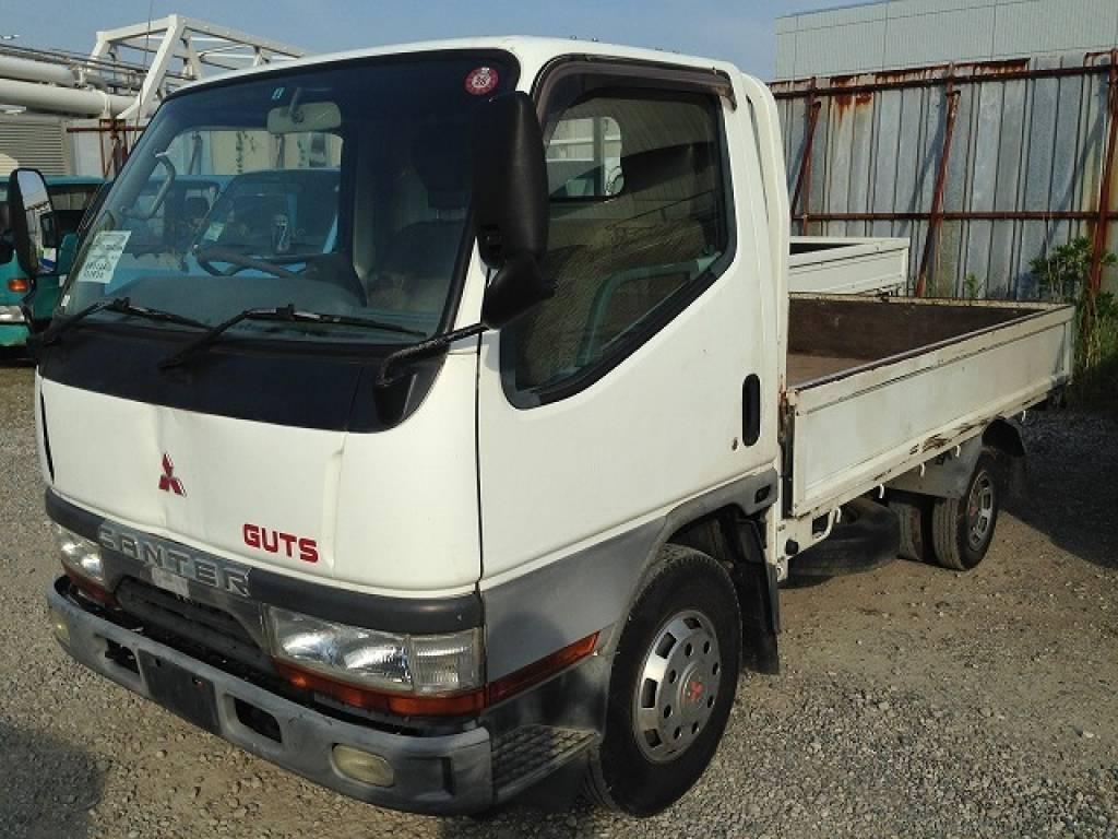 Used 1998 MT Mitsubishi Canter FB511B Image[1]