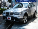 2006 AT BMW X3 ABA-PC25