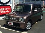 2012 CVT Suzuki ALTO Lapin DBA-HE22S