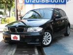 2007 AT BMW 1 Series GH-UF16