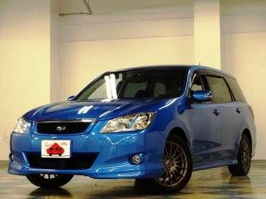 2009 AT Subaru Exiga DBA-YA5