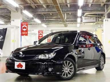 2011 AT Subaru Impreza DBA-GH2