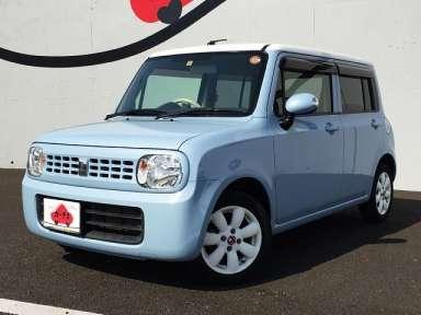 2009 AT Suzuki ALTO Lapin DBA-HE22S