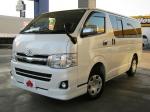 2013 AT Toyota Hiace Van LDF-KDH206V