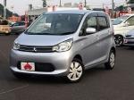 2013 CVT Mitsubishi eK Wagon DBA-B11W