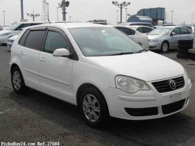 2005 AT Volkswagen Polo GH-9NBKY