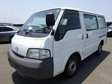 2001 MT Mazda Bongo Van SK82V