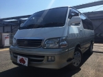 2002 AT Toyota Hiace Van GF-RZH101G