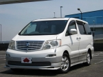 2004 AT Toyota Alphard V TA-MNH15W