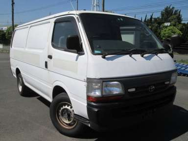 2003 MT Toyota Hiace Van LH172V