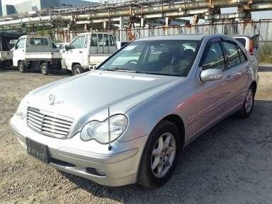 2003 AT Mercedes Benz C-Class 203042