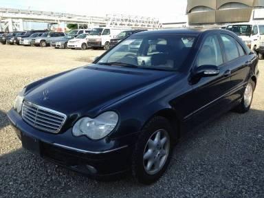 2000 AT Mercedes Benz C-Class 203045