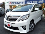 2013 CVT Toyota Alphard DBA-ANH20W
