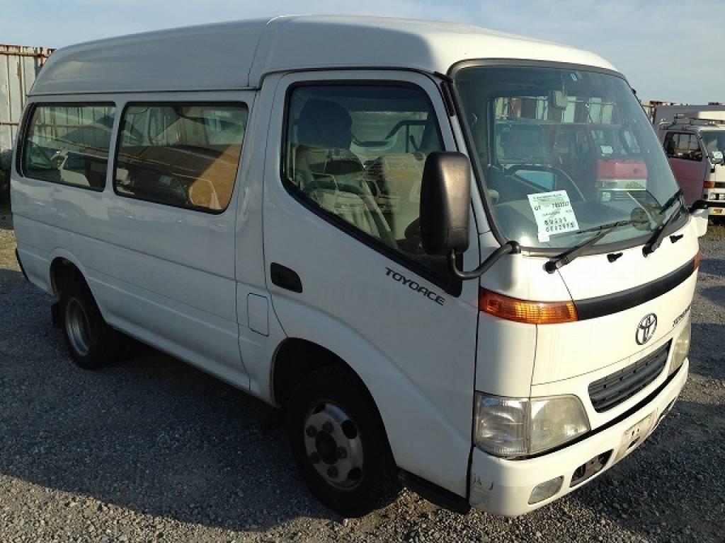 Used 2000 MT Toyota Toyoace BU306V