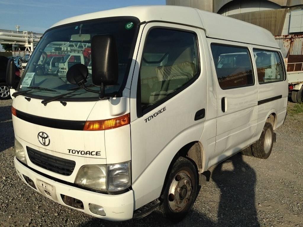 Used 2000 MT Toyota Toyoace BU306V Image[1]