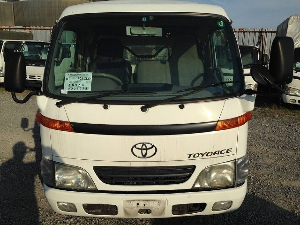 Used 2000 MT Toyota Toyoace BU306V Image[2]