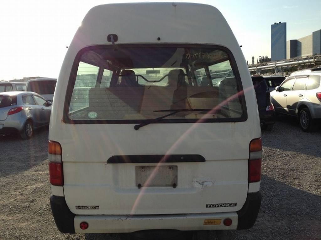 Used 2000 MT Toyota Toyoace BU306V Image[3]