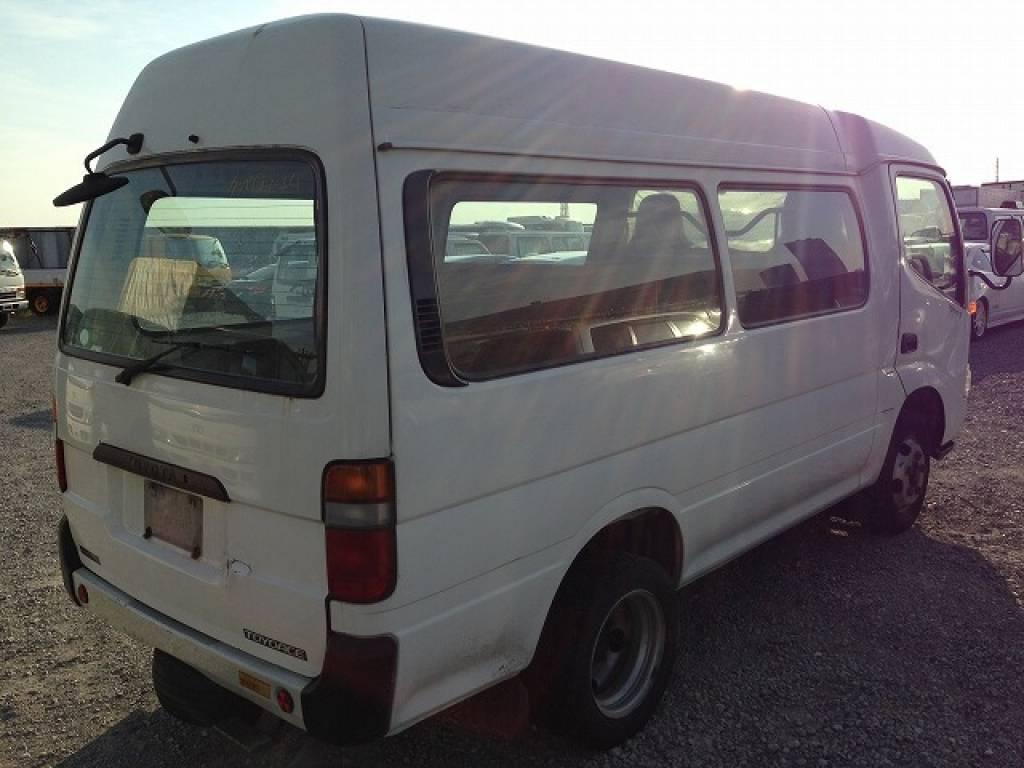 Used 2000 MT Toyota Toyoace BU306V Image[4]