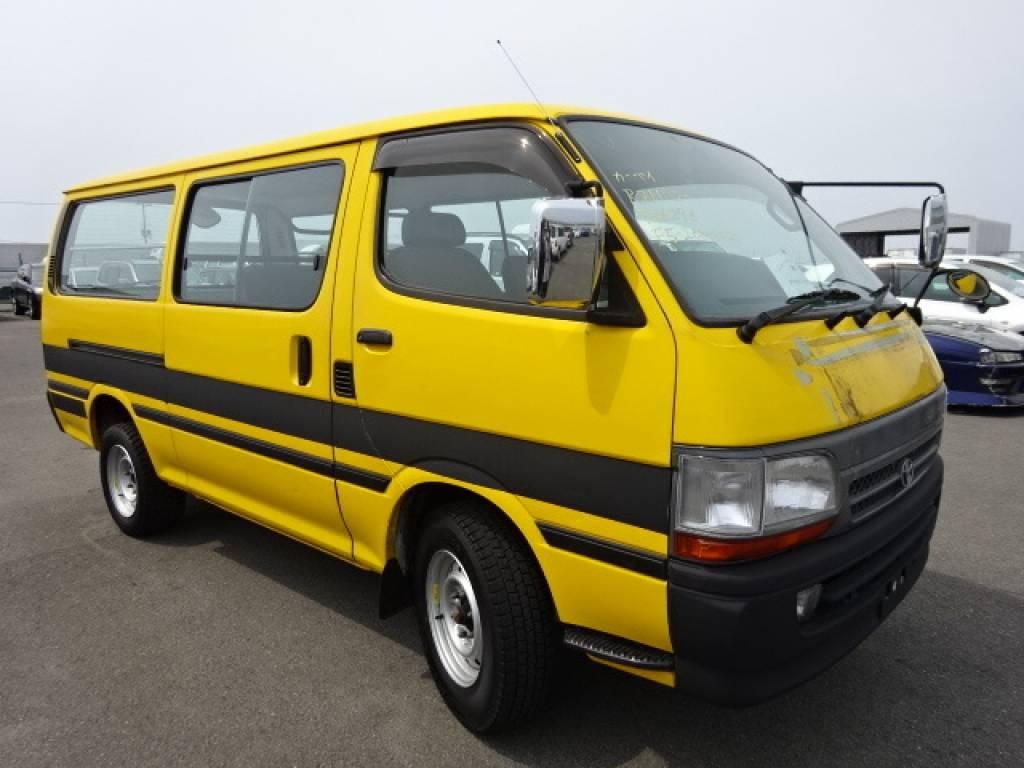 Used 2003 AT Toyota Regiusace Van RZH112V Image[1]