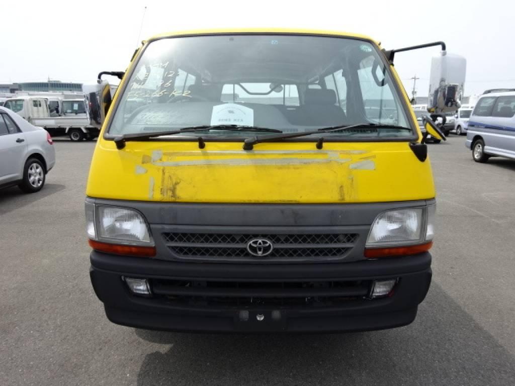 Used 2003 AT Toyota Regiusace Van RZH112V Image[2]