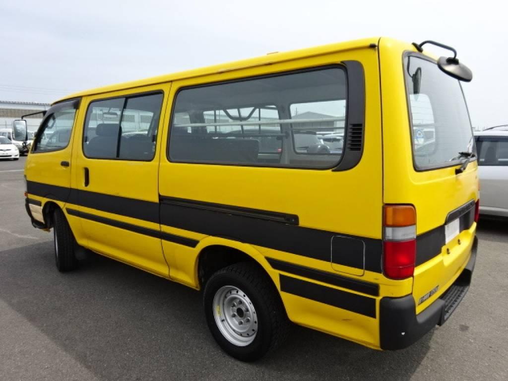 Used 2003 AT Toyota Regiusace Van RZH112V Image[3]