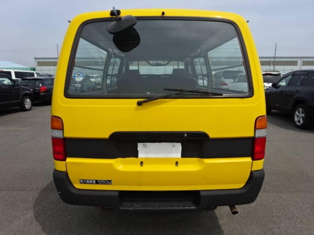 Used 2003 AT Toyota Regiusace Van RZH112V Image[4]