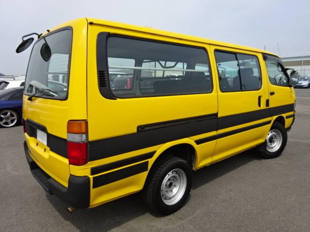 Used 2003 AT Toyota Regiusace Van RZH112V Image[5]