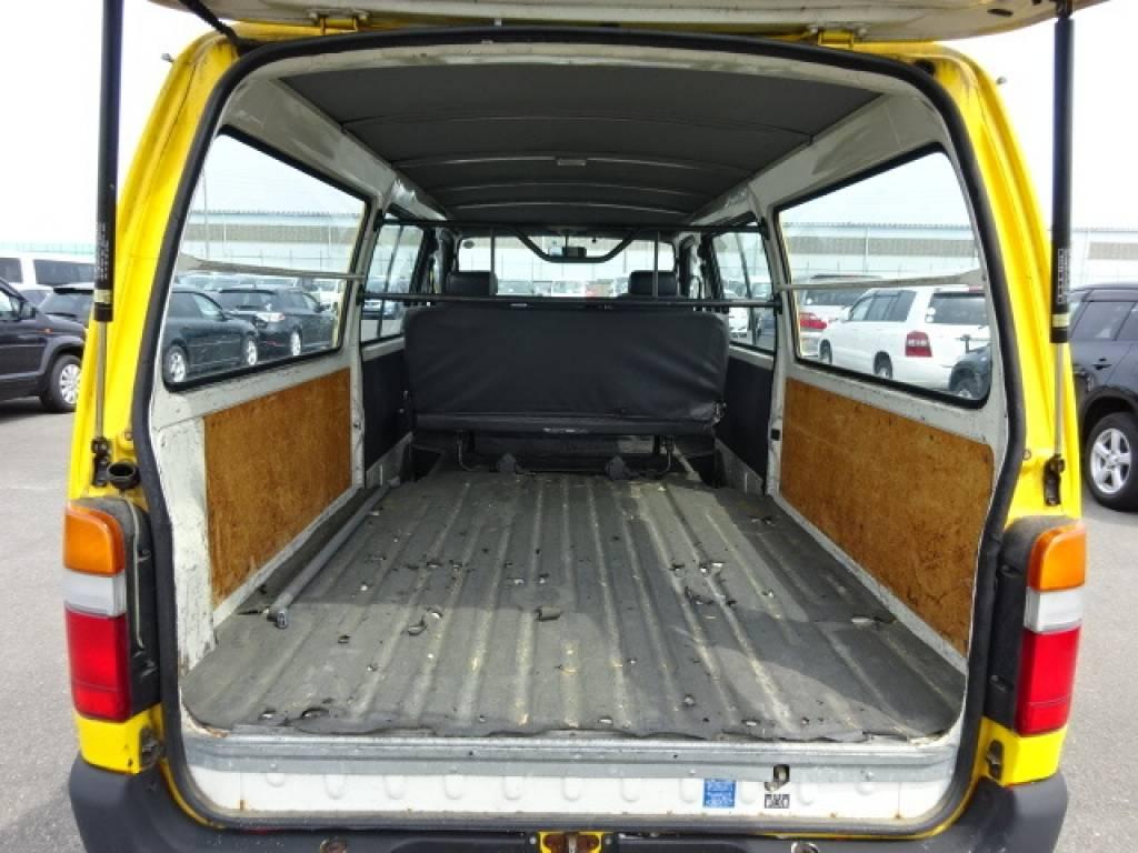 Used 2003 AT Toyota Regiusace Van RZH112V Image[9]
