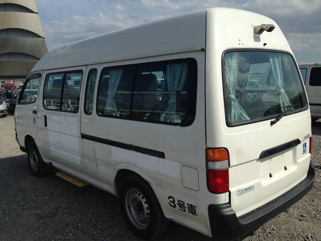 Used 2002 AT Toyota Hiace Van RZH125B Image[4]