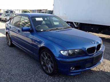 2003 AT BMW 3 Series AY20