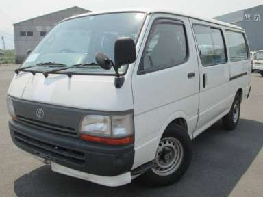 1998 AT Toyota Hiace Van RZH112V