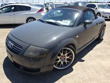 2000 MT Audi TT 8NAPXF