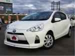 2013 CVT Toyota Aqua DAA-NHP10