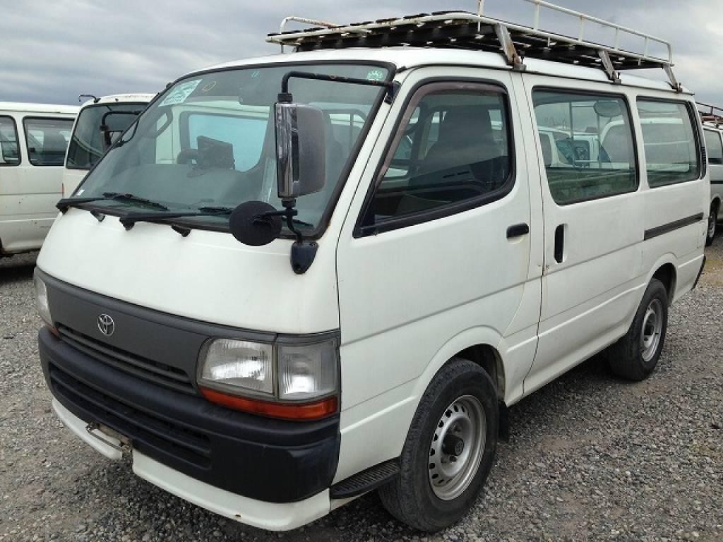 Used 1998 MT Toyota Hiace Van RZH102V