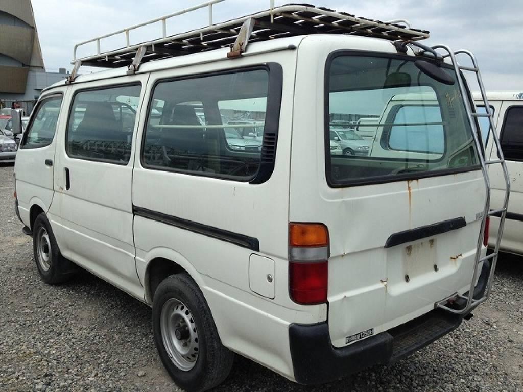 Used 1998 MT Toyota Hiace Van RZH102V Image[3]