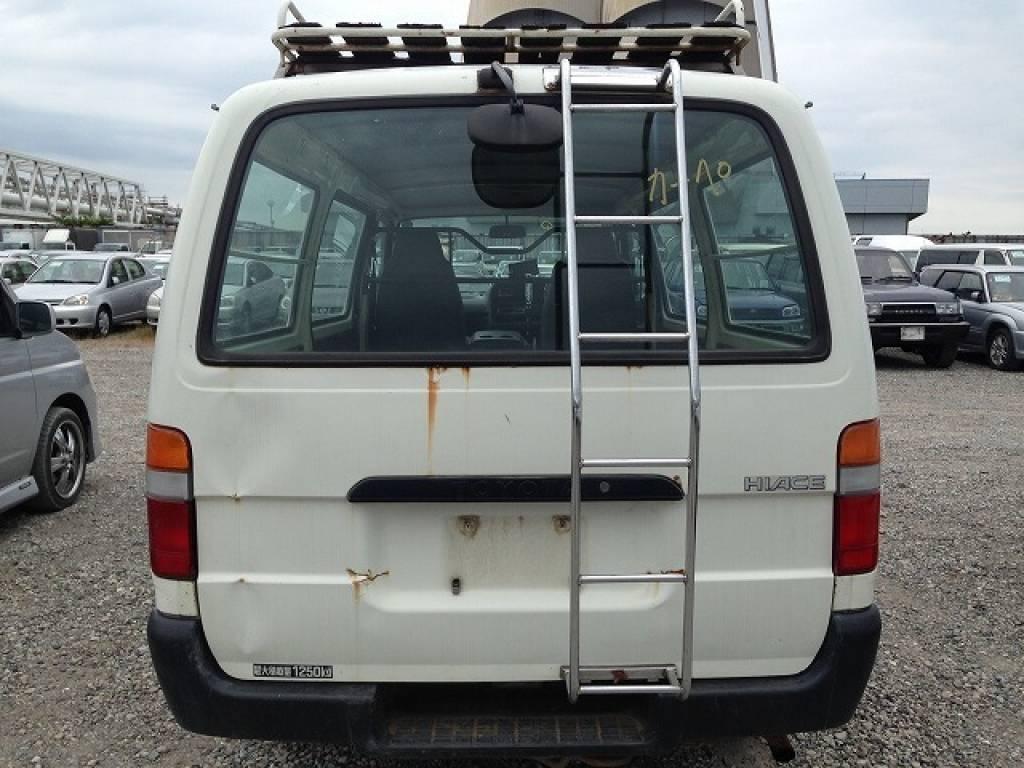 Used 1998 MT Toyota Hiace Van RZH102V Image[5]