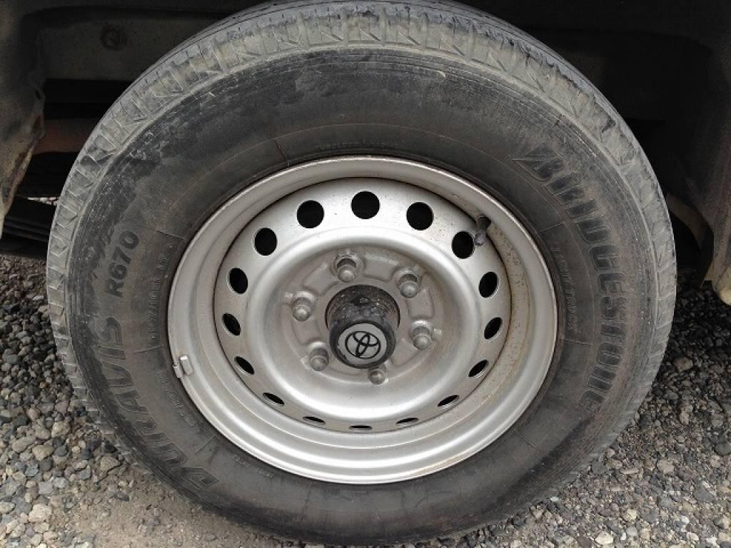 Used 1998 MT Toyota Hiace Van RZH102V Image[11]