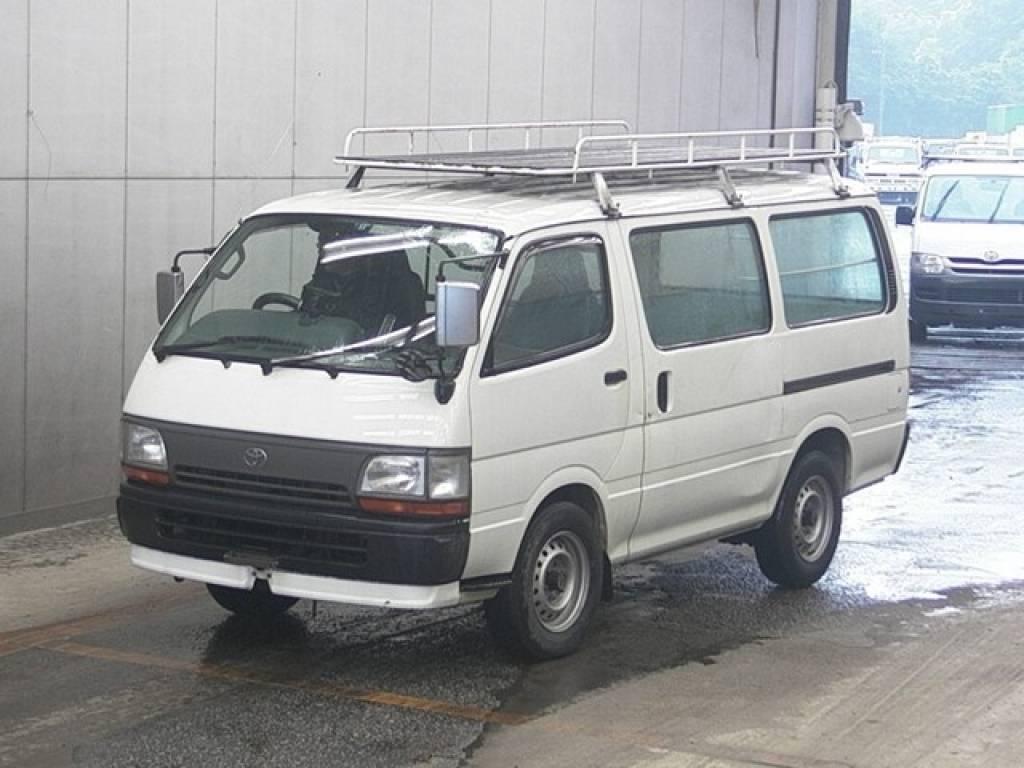 Used 1998 MT Toyota Hiace Van RZH102V Image[35]