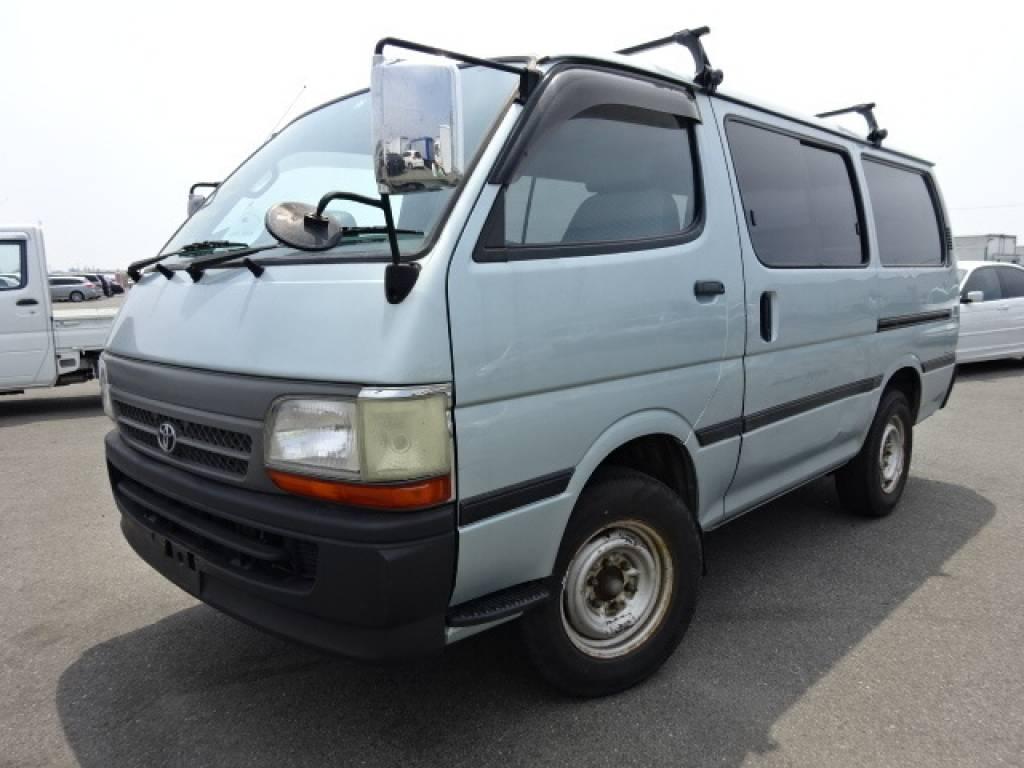 Used 2003 AT Toyota Regiusace Van RZH102V