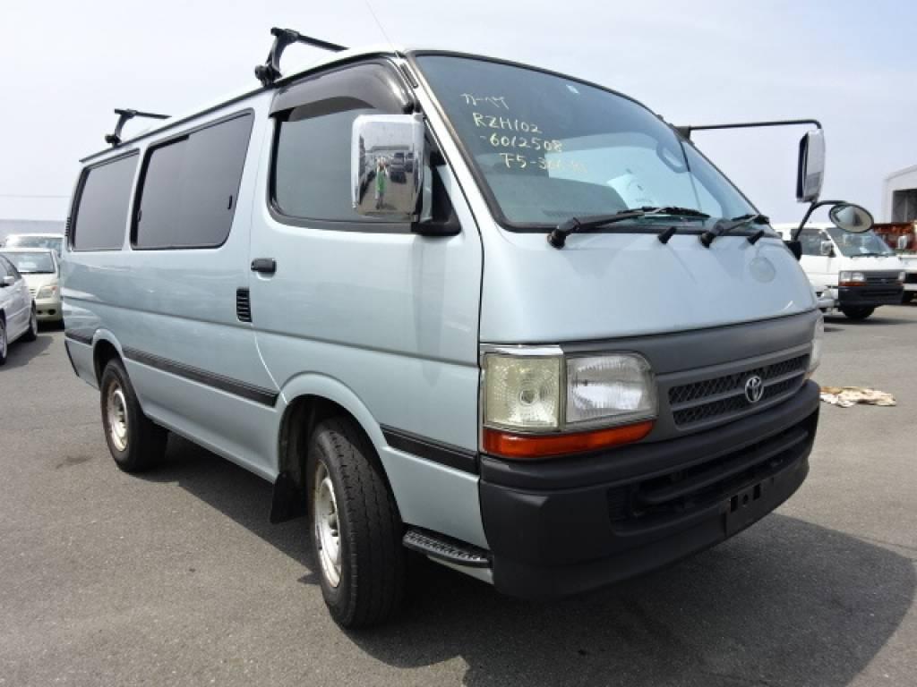 Used 2003 AT Toyota Regiusace Van RZH102V Image[1]