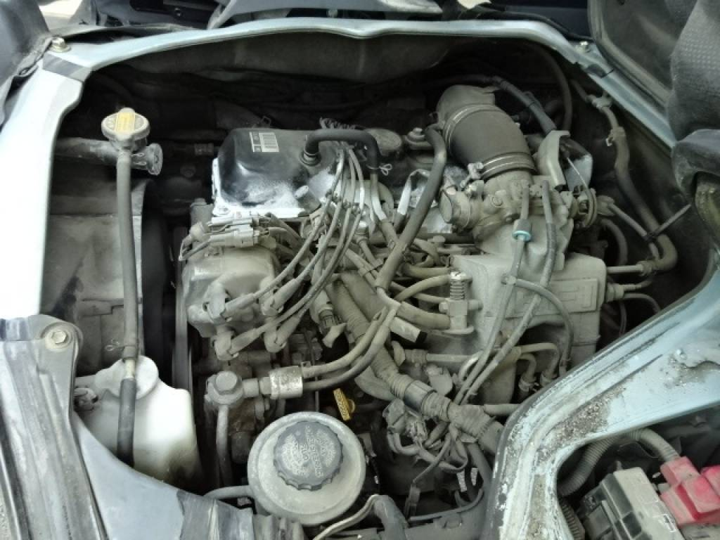 Used 2003 AT Toyota Regiusace Van RZH102V Image[31]