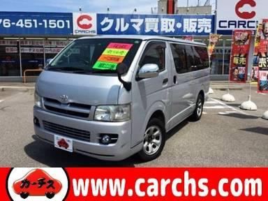 2004 AT Toyota Regiusace Van KR-KDH205V