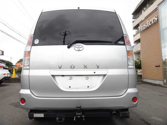 Used 2002 AT Toyota Voxy TA-AZR65G Image[4]