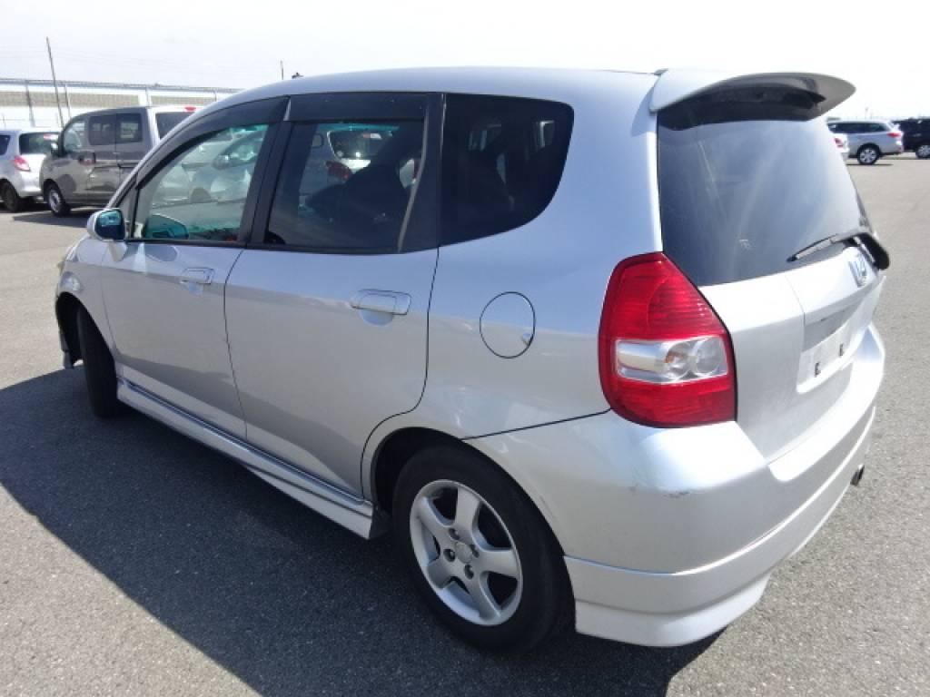 Used 2002 AT Honda Fit GD1