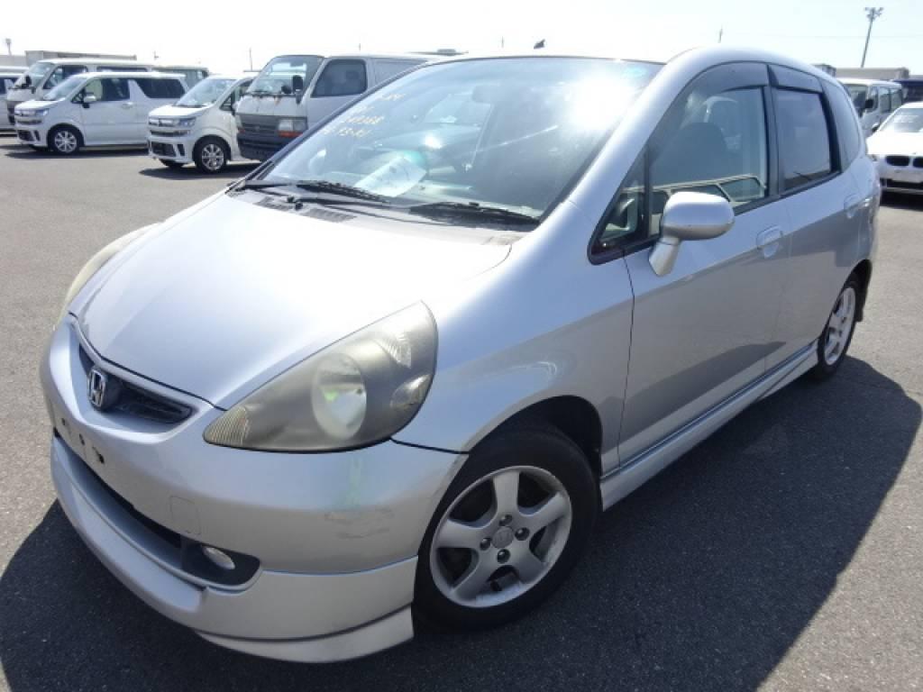 Used 2002 AT Honda Fit GD1 Image[1]