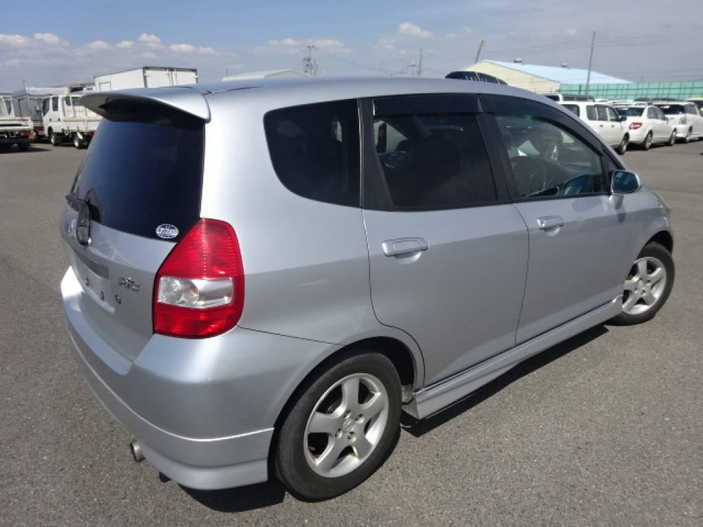 Used 2002 AT Honda Fit GD1 Image[2]
